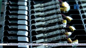 Thiết bị lưu trữ bảo mật 'make in Vietnam' - USEC