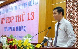 Tây Ninh: Thông qua các Nghị quyết thành lập 2 thị xã Trảng Bàng và Hòa Thành