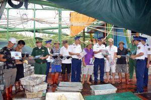 Cảnh sát biển tuyên truyền phòng, chống ma túy