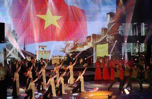 Chương trình nghệ thuật 'Thu Hà Nội' truyền cảm hứng đến những người yêu Thủ đô