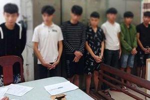 Hai nhóm giang hồ tuổi teen giải quyết 'ân oán', một người bị trọng thương
