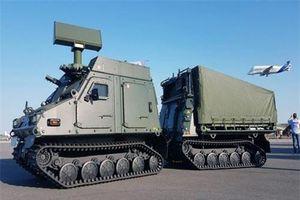Tiêm kích Nga không thể sống sót khi Thụy Điển đưa hệ thống IRIS-T SLS vào trực chiến?