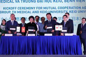 Tập đoàn TH khởi công tổ hợp y tế và chăm sóc sức khỏe hiện đại tại Việt Nam