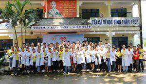 Kết nối nụ cười trái tim số 10: Chia sẽ khó khăn cùng đồng bào miền núi Ba Tơ tỉnh Quảng Ngãi
