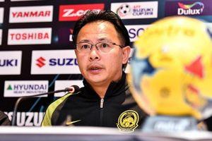 Sao Malaysia đá ở châu Âu cũng không chắc suất dự SEA Games 30