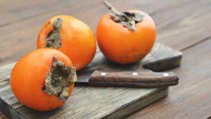 Quả hồng giòn: Món ăn ngon miệng và bổ dưỡng