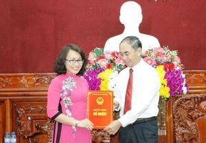Nhân sự mới tại Đắk Nông và Bình Phước