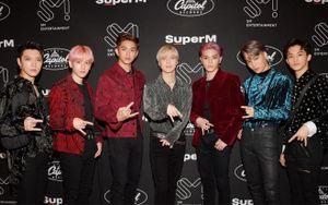 Mặc tranh cãi, album debut của SuperM tiếp tục có mặt tại top 20 của BXH Billboard 200