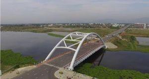 Công bố đơn vị trúng thầu công trình đường và cầu qua sông Cổ Cò
