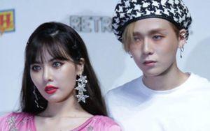 Trước thềm comeback, cặp đôi HyunA - Dawn tham gia show đặc biệt