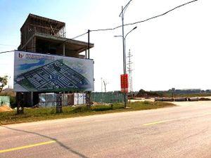 Đẩy nhanh tiến độ xây dựng khu đô thị Đình Trám - Sen Hồ