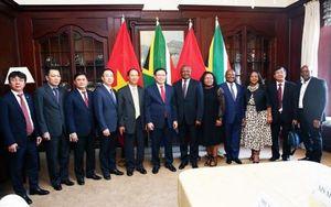 Việt Nam – Nam Phi: Đặt mục tiêu thương mại 2 tỷ USD