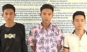 4 đối tượng bỏ trốn trong vụ nhốt 13 nữ nhân viên karaoke bị bắt tạm giam