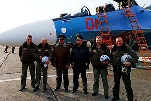 Nga cung cấp hàng loạt Su-30SM bản nội địa cho các quốc gia 'phên dậu'