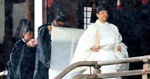 Nghi lễ qua đêm với Nữ thần Mặt trời của Nhật hoàng lãng phí 25 triệu USD?