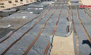 Bí mật bất ngờ trong kho vũ khí lớn của khủng bố mới được phát hiện ở Quneitra, Syria