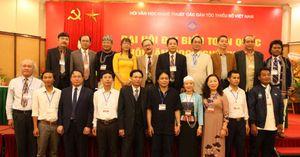 Nhạc sĩ Nông Quốc Bình tái cử Chủ tịch Hội VHNT các dân tộc thiểu số Việt Nam
