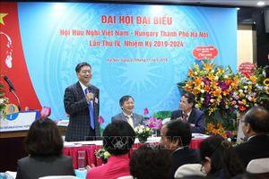 Phát huy vai trò cầu nối trong quan hệ hợp tác giữa Việt Nam và Hungary