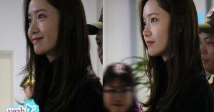 Yoona (SNSD) diện nguyên cây đen sang Việt Nam tham dự AAA 2019