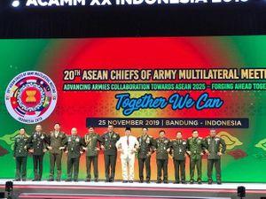 Khai mạc Hội nghị tư lệnh lục quân các nước ASEAN lần thứ 20