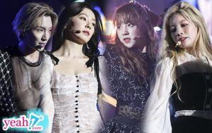 Bỏ qua loạt ồn ào trong khâu tổ chức, cùng ngắm nhìn loạt khoảnh khắc 'thần thánh' của idol Kpop trên sân khấu AAA 2019
