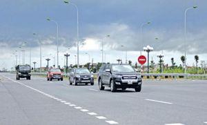 Dự án đường bộ Thái Bình - Hà Nam 4.000 tỷ đồng: Chưa giao đất đã thi công xong