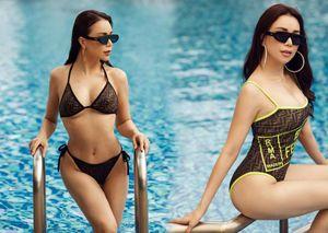 'No mắt' với ảnh bikini nóng bỏng của Trà Ngọc Hằng
