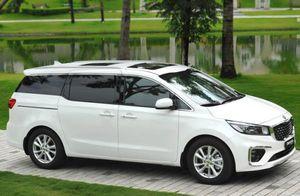 Kia Sedona bán tại Thái Lan sẽ được nhập khẩu từ Việt Nam
