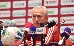 UAE sa thải HLV trưởng Van Marwijk