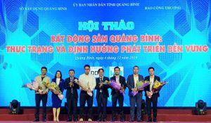 Lượng đất nền tiêu thụ tại Quảng Bình liên tục tăng đột biến qua 3 năm