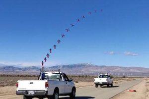 Mỹ biến máy phóng bóng chày thành cỗ máy phóng UAV