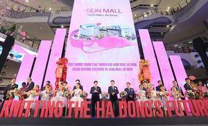 Khai trương trung tâm thương mại AEON Hà Đông