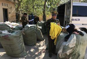 Lạng Sơn: Thu giữ 2 lô hàng hóa trị giá gần 200 triệu để xác minh nguồn gốc