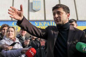 Ukraine lại 'gây hấn' với Nga