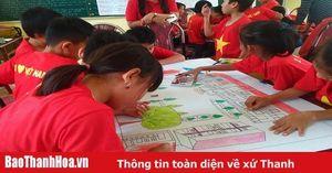 Cấp bằng công nhận đạt chuẩn Quốc gia cho các trường THCS, Tiểu học trên địa bàn tỉnh