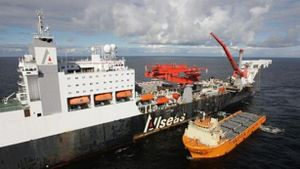 Mỹ yếu thế vẫn dọa trừng phạt Nord Stream-2 làm gì?