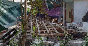 Vụ nổ kinh hoàng sập nhà: Thêm con trai tử vong, con dâu bị sẩy thai và phải cắt 2 chân