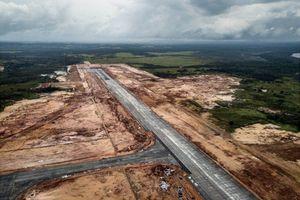 Bí ẩn dự án xây sân bay của TQ ở Campuchia