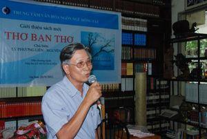 Nhà thơ Trần Nhương: 'Cái tình đồng đội nó lạ kỳ...'