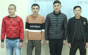 Giám đốc công ty cho vay nặng lãi cùng 3 đồng phạm trốn truy nã