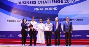 Cuộc thi khởi nghiệp Vietnam - Korea Grow Together BC 2019 tìm ra những người chiến thắng