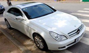 Mercedes-Benz CLS 300 dùng 10 năm thét 685 triệu tại Hà Nội