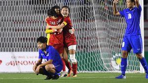 Một năm ảm đạm bóng đá Thái