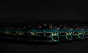 BMW M kích hoạt 'bom tấn' M8 Gran Coupe chỉ 8 chiếc