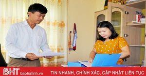 Vận hành 34 đơn vị hành chính cấp xã mới ở Hà Tĩnh: Ngày mới, trang sử mới!