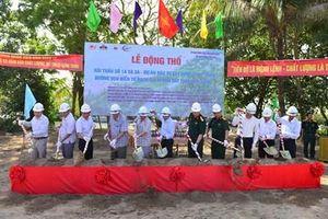 Tổng công ty xây dựng Trường Sơn trúng thầu nhiều dự án quan trọng tại Kiên Giang