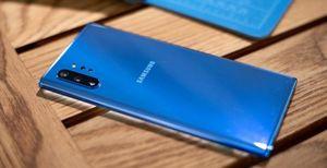 Galaxy Note10+ 'xanh như mắt biếc' khiến các tín đồ Samsung ngẩn ngơ
