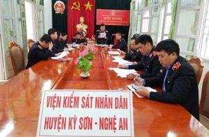 VKSND các địa phương tổ chức hội nghị cán bộ, công chức