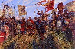 Khủng khiếp trận đánh giáp lá cà đẫm máu nhất nước Nga