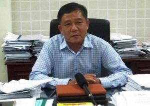 Giám đốc Sở TN-MT Bình Thuận Hồ Lâm sai phạm gì bị cảnh cáo?